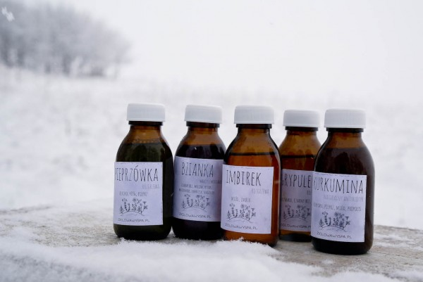 blokery przeziębienia