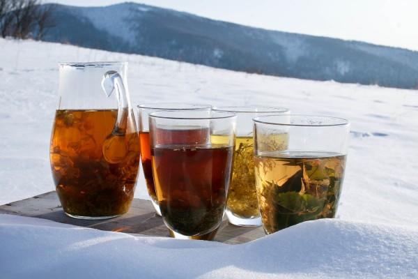 jak przygotować napar z ziół