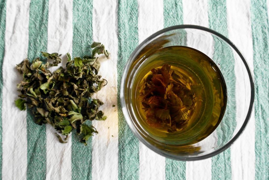 Herbata i susz fermentowany