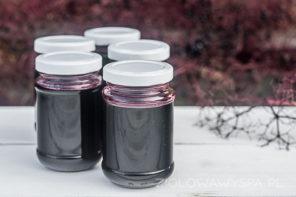 Wirusobójczy sok z owoców bzu czarnego