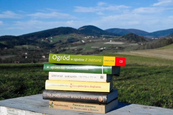 książki uczące