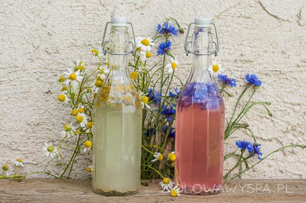 lemoniada z chabrów